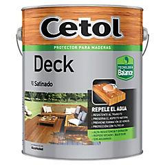 Protector Deck Terraza Base Teca 4 lt