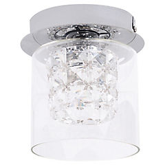Foco Cristales 1 luz 40W