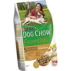 Alimento seco para perro adulto 7,8 kg carne, pollo, atún y verduras