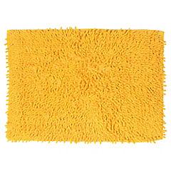 Piso de Baño Shagy Amarillo 40 x 60 cm