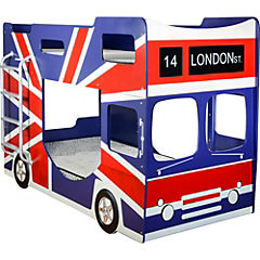Camarote Bus London 96 x 215 x 140 cm