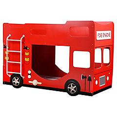 Camarote Bus Fireman 96 x 211 x 140 cm