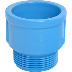 32mm x 1 1/2'' Cementar Terminal PVC presión