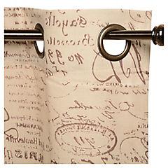 Cortina Letras 140 x 230 cm
