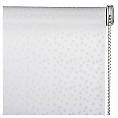 Cortina Dots Blanco 90 x 190 cm