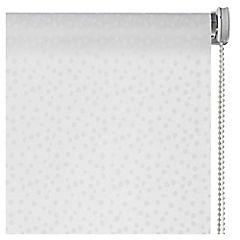 Cortina Dots Blanco 105 x 190 cm
