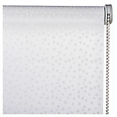 Cortina Dots Blanco 135 x 190 cm