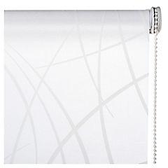 Cortina Líneas Blancas 120 x 190 cm