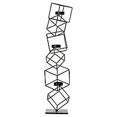 Candelabro Cubos 3T Vertical