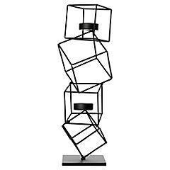 Candelabro Cubos 2T Vertical