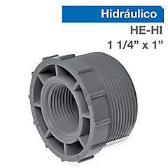 Buje reducción corto PVC para cementar 11,4 x 1