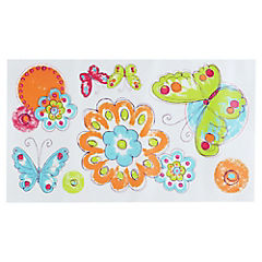 Sticker decorativo mariposas 26 unidades