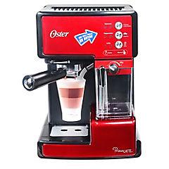 Cafetera eléctrica 1,5 litros rojo