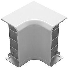 Ángulo interno para canaleta 40x25 mm plástico