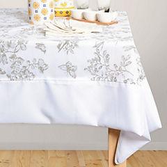 Mantel Rectangular Pajaritos 160 x 230 cm
