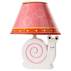 Lámpara Infantil Caracol