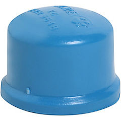 Tapa gorro PVC para cementar 20 mm