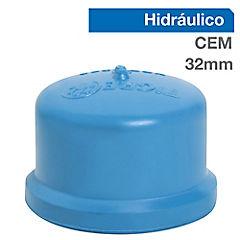 32mm Cementar Tapa PVC presión gorro