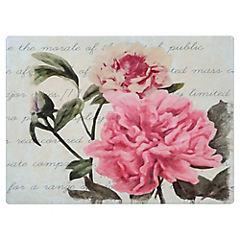 Individual Flores Rosadas 38 x 28 cm