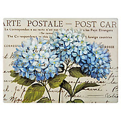 Individual Flores Celestes 38 x 28 cm