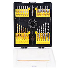 Set atornilladores y perforar 54 piezas