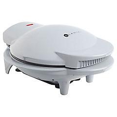 Máquina de omelette 2 espacios 800 W gris