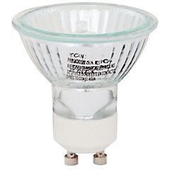 Ampolleta dicroica c.vidrio 50W 220V MR16 JDR-GU10FL