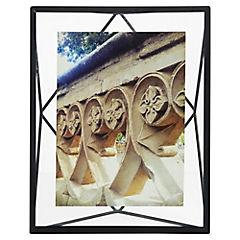 Marco de Foto 18 x 23 x 7 cm Acero Negro