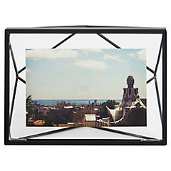 Marco de Foto 7 x 20 x 15 cm Acero Negro