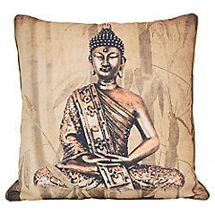 Cojín Buda Bambú 44x44 cm