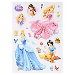 Stickers 50x70  cm Princesas 1596