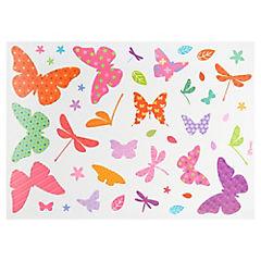 Stickers 50x70 cm Mariposa