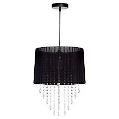 Lámpara Colgante Marion Negro E27