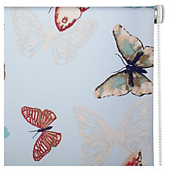 Cortina enrrollable mariposa color 120x165