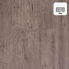 Piso vinílico 2,23 m2 Gris