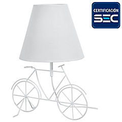 Lámpara de Mesa bici e14 40w