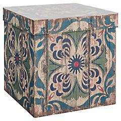 Caja flor 30cm