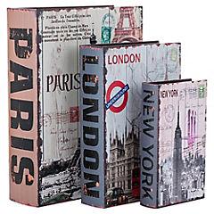 Set 3 libros tour ciudad