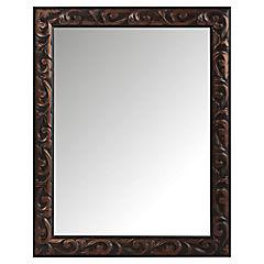 Espejo Cobre 30x40 cm