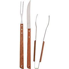 Kit de herramientas para asado 3 piezas