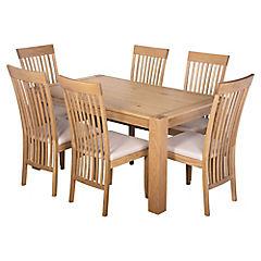Juego de comedor Lyon 6 sillas