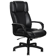 Sillon pc 65X76X112/121 negro