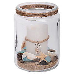 Huracan rustico 1 vela- piedras
