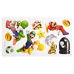 Sticker Super Mario WII