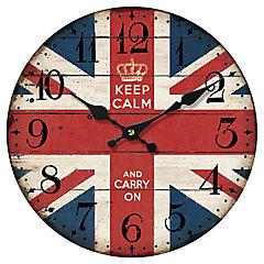 Reloj Keep Calm 34 cm