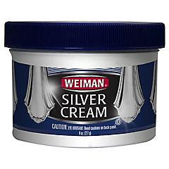 Crema limpiadora de plateria