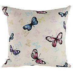Cojín mariposas 42 x 42