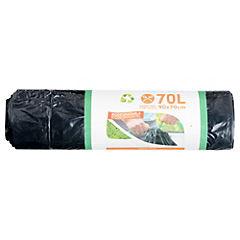 Bolsa basura bioroll 70 x 90 cm 10 unidades