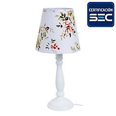Lámpara de mesa 29 cm 60 W