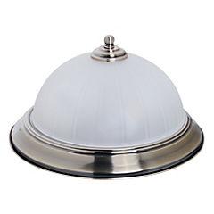 Plafón 28 cm 2 luces 40 W